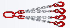 Стропы цепные 4СЦ