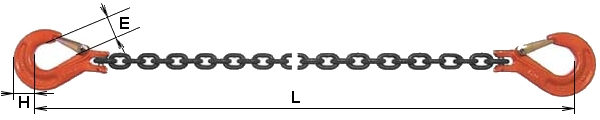 Крепежная цепь