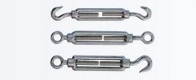 Талрепы такелажные в открытом корпусе DIN1480
