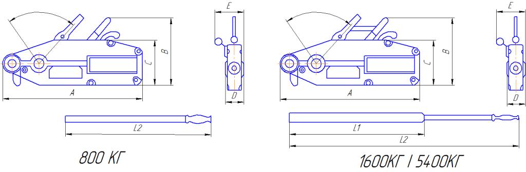 Мотажно-тяговый механизм МТМ РосТаль